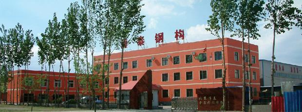 钢结构厂房-4s店钢结构工程-活动房
