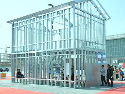 轻钢结构房-轻钢结构房屋-轻钢结构房安装